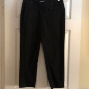 Halogen Size 4 black trousers